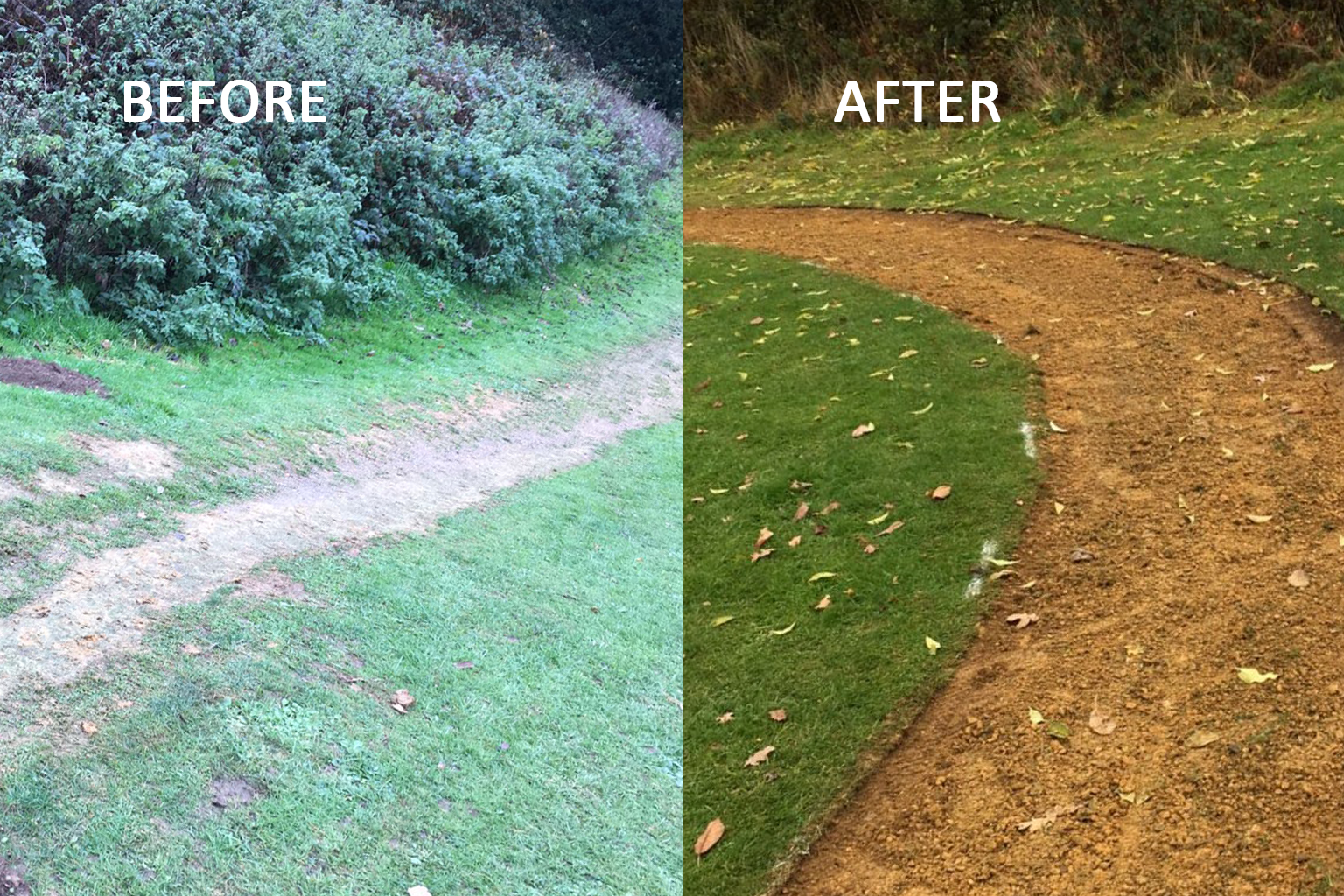 R&G Grounds Maintenance for Pathways