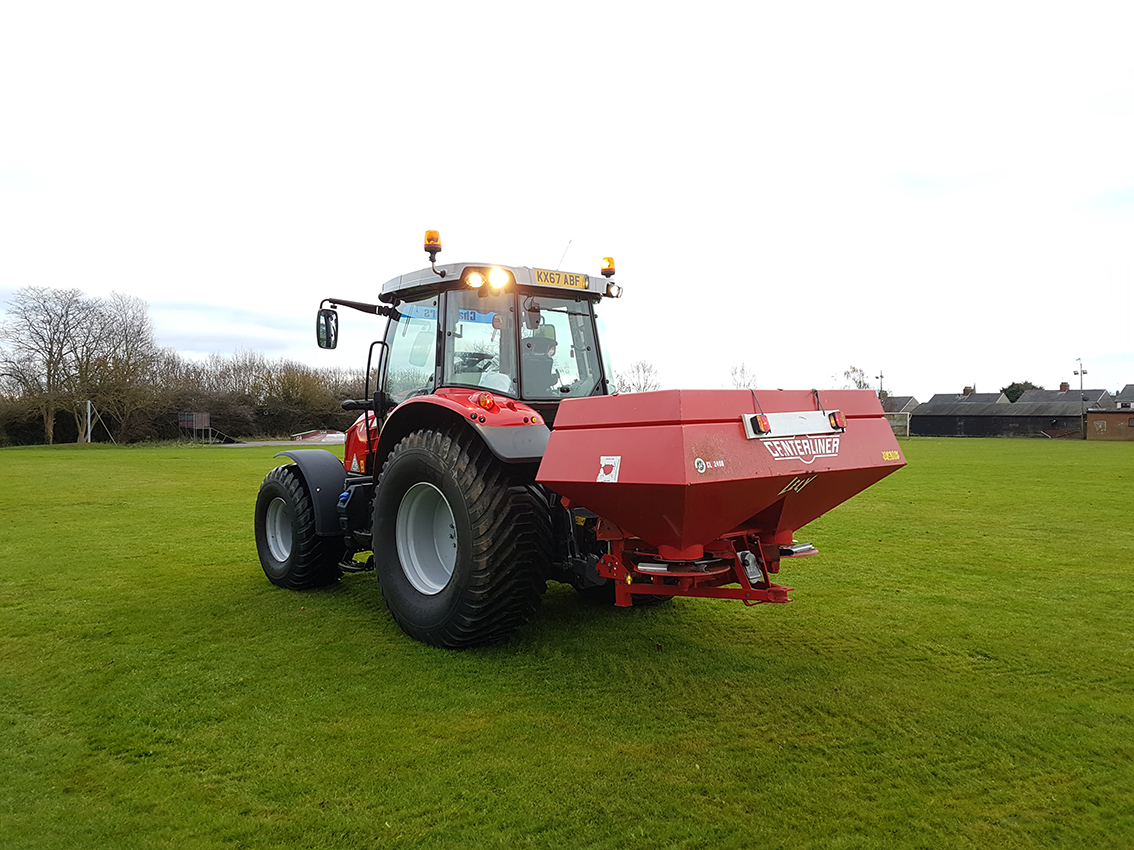 Sports Fields Fertilization Northamptonshire