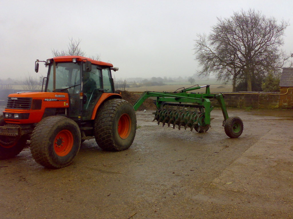 Aeration for Sports Fields