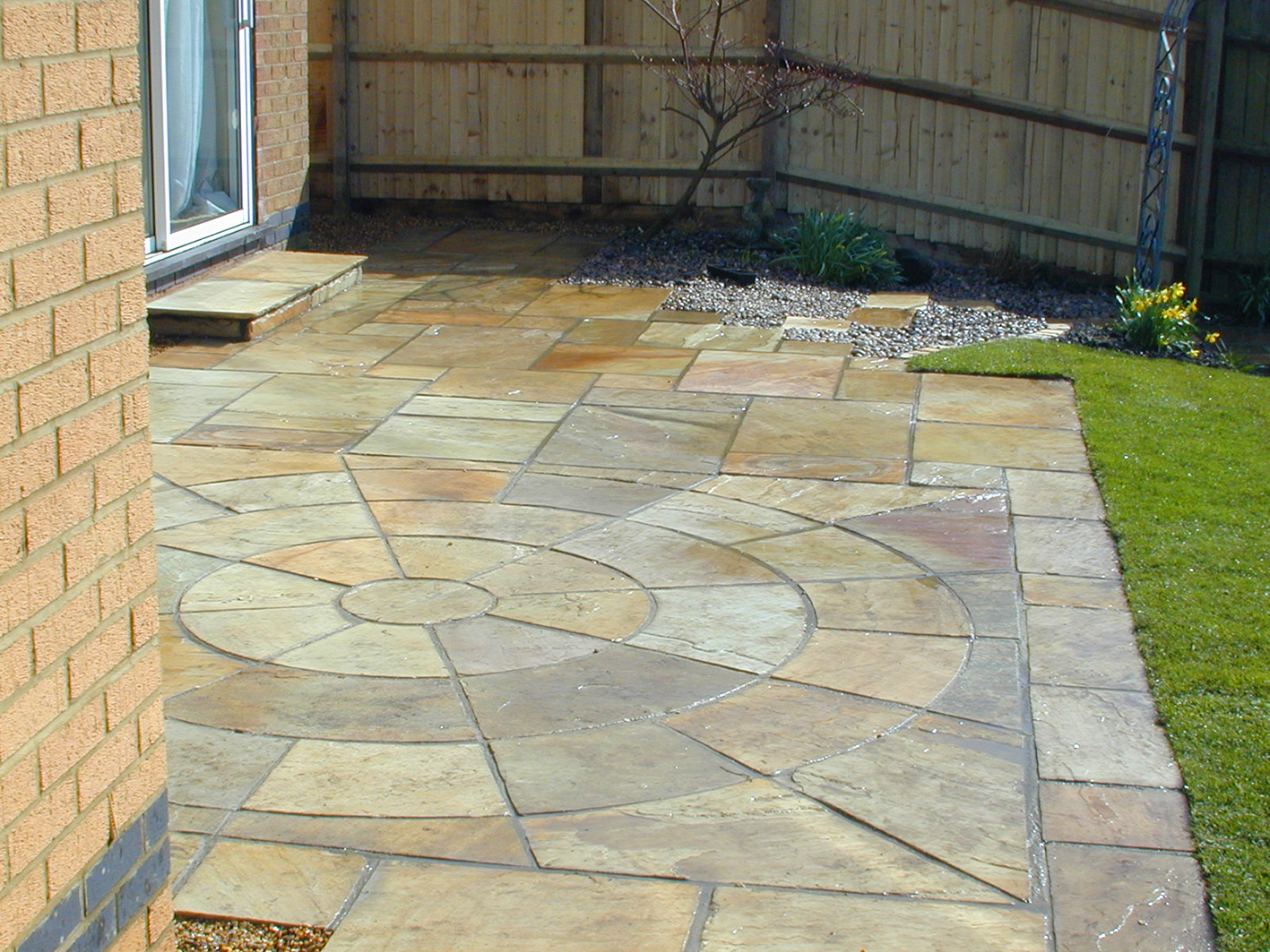 Hard Landscaping Domestic Grounds Maintenance
