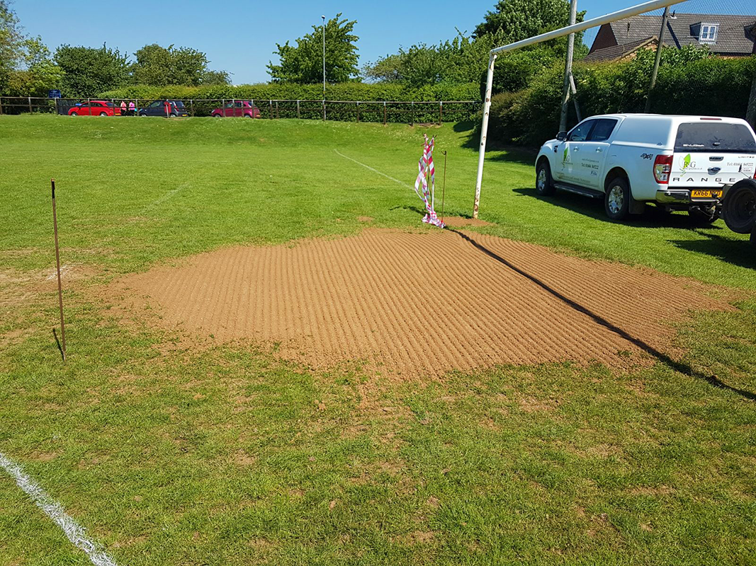 Sports Clubs Ground Maintenance Northamptonshire