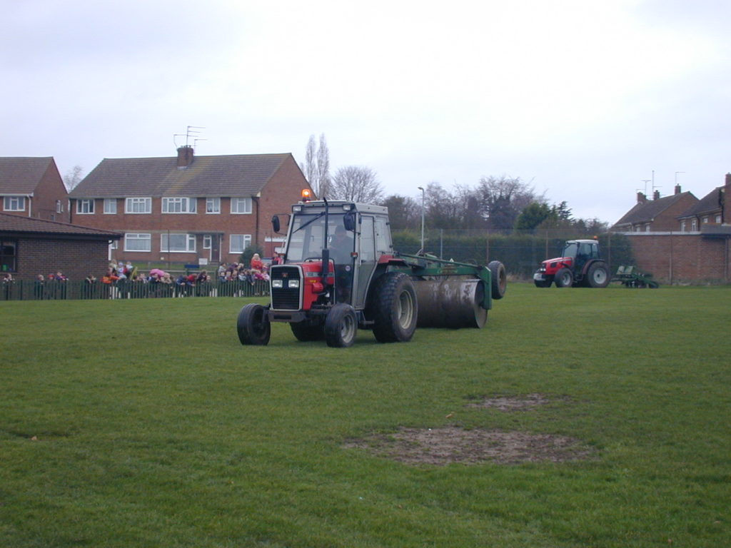 School Grounds Sports Field Maintenance