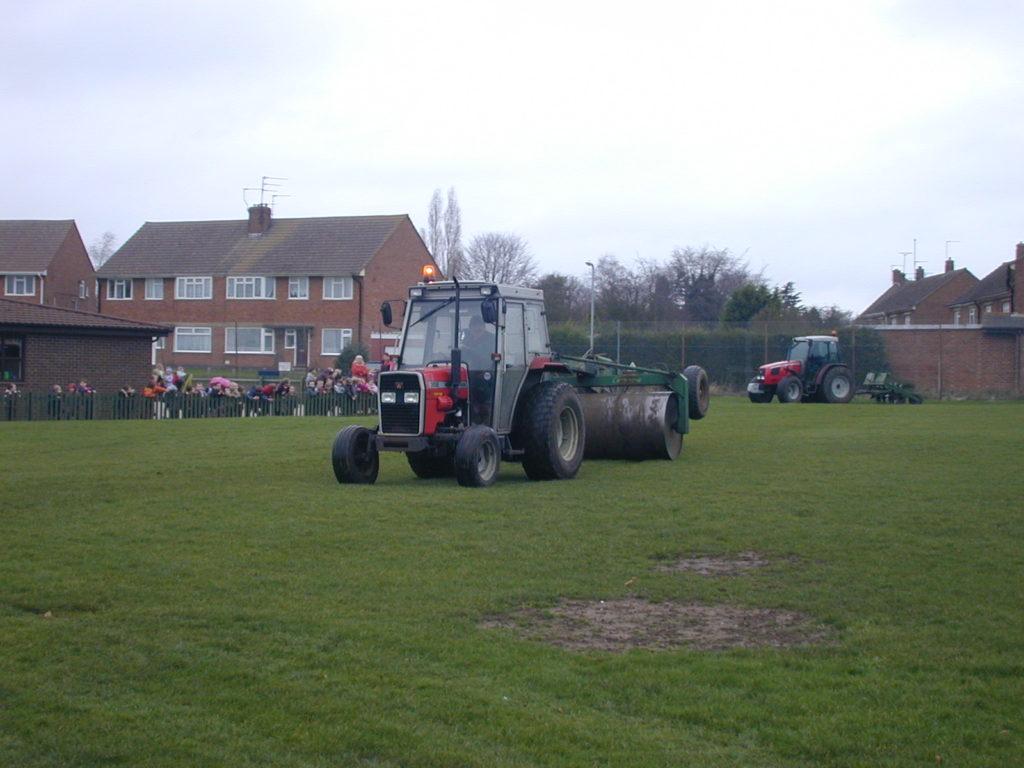 School Grounds Sports Field Maintenance